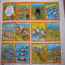 Australia Learn To Count 11010 book panel
