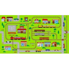 Connector Playmats 21139-72 trains