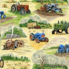 In the Country- Tractor 89310-2