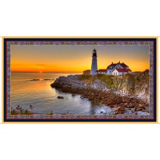 Artworks 26432 light house panel