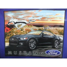 Ford Mustang panel 10109-2