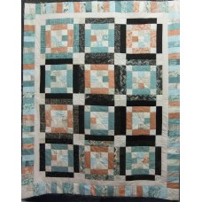 Jelly and Cream Quilt