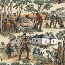 Ned Kelly 11530-30 Ned's Gang