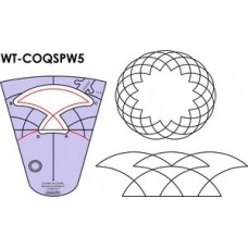 Westalee Template Spinning Wheel  COQSPW5 Low Shank