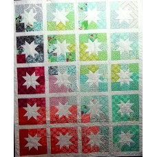 Star Light Star Bright Quilt Pattern