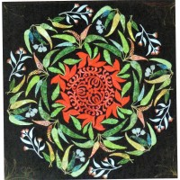 Wildflower Mandala Waratah Gum Kit