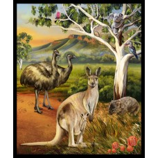 Wildlife Valley 8107-1 panel
