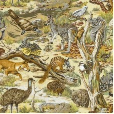 Animals of Australia 11230