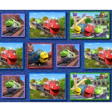 Chuggington SPX25367 small squares