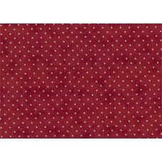 Essential Dots 8654 18 red