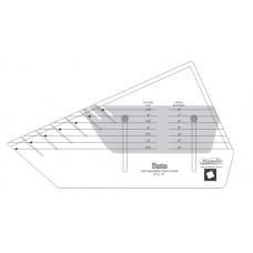 "Illusion Ruler 6""-12"""