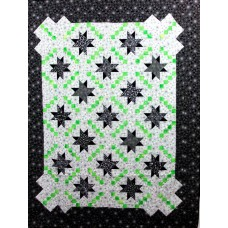 Mysterious Stars Quilt