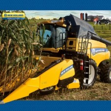 New Holland Harvester panel 10057