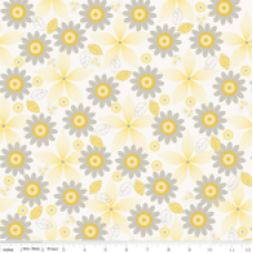 Willow C3071 Floral yellow