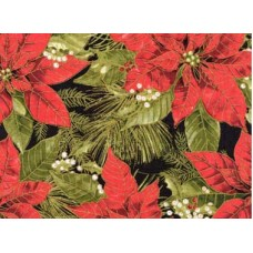 Woodlands Xmas RR24468 red