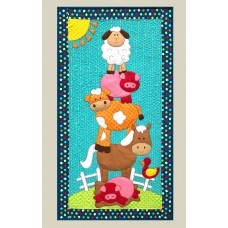 Farm Friends QLT063 pattern